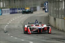 Formel E: Heidfeld trotz Podestplatz in Hongkong richtig sauer!