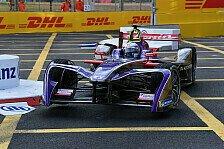 Formel E Hongkong: Bird gewinnt den Saisonauftakt vor Vergne