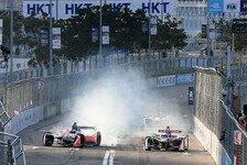 Formel E Hongkong: Rosenqvist holt Pole - Abt auf Podestkurs