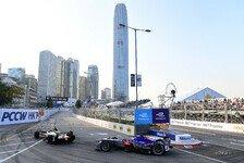 Formel E Hongkong 2017: Livestream, Live-TV, Zeitplan