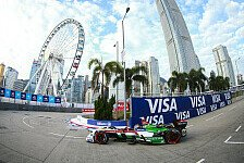 Formel E: Abt mit 1. deutschem Sieg zur Meisterschaftsführung