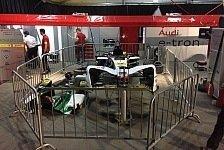Formel E: Abt verliert Hongkong-Sieg - Audi kündigt Berufung an