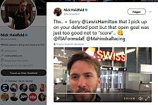 Formel E: Nick Heidfeld veralbert Formel-1-Champ Lewis Hamilton