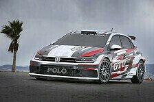 VW Polo GTI R5: Weltpremiere des neuen Rallye-Sportlers