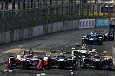 Formel E Favoriten: Audi und Renault hinten, Heidfeld-Team top