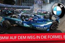 Formel E, Berlin ePrix 2018: BMW wird Titelsponsor des Rennens