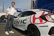 ADAC TCR Germany auch 2018 mit Honda Rookie Challenge