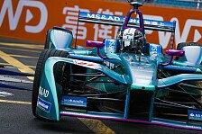 Formel E - Kamui Kobayashi: Tausche Essen gegen Rennwagen