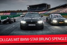 DTM - Video: Vollgas mit BMW-Star Bruno Spengler