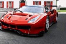 Ferrari-Comeback im ADAC GT Masters 2018 mit HB Racing!