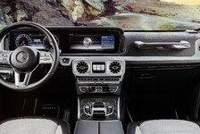 Neue Mercedes-Benz G-Klasse: Einblicke vor der Premiere