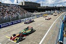 Formel E: Rookie-Test gespickt mit Formel-1- & DTM-Stars