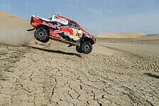 Rallye Dakar 2018: Al-Attiyah gewinnt, Sainz bleibt souverän