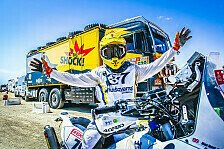 Dakar - Video: Rallye Dakar 2018: Highlights der 3. Etappe