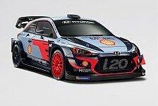 WRC 2018: Neue Autos vorgestellt, alle Prüfungen live verfügbar