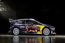 WRC - Bilder: WRC 2018: Die neuen Autos von Hyundai, Citroen, M-Sport und Toyota