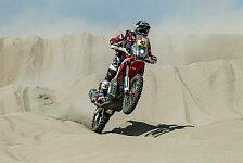 Rallye Dakar 2018: Honda übernimmt Führung von Yamaha