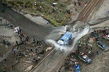 Rallye Dakar 2018: 9. Etappe am Montag abgesagt
