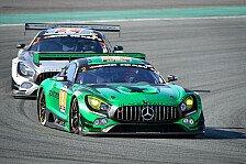 24h Dubai 2018: Black-Falcon-Mercedes gewinnt bei GT3-Sterben