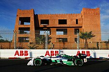 Formel E Marrakesch 2018: Di Grassi pulverisiert Streckenrekord
