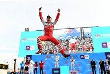 Formel E Marrakesch: Rosenqvist siegt - Horror-Rennen für Audi