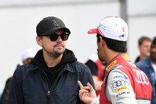 Formel E - Formel E: Leonardo DiCaprio & Orlando Bloom rocken Marrakesch!