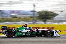 Formel E Rookie-Test: Audi bricht Streckenrekord - Günther P3
