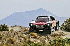 Rallye Dakar 2018: Zeitstrafe gegen Carlos Sainz aufgehoben
