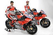 MotoGP - Ducatis MotoGP-Design 2018