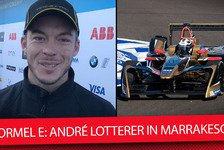 Formel E - Video: Formel E: Andre Lotterer im Exklusiv-Interview