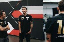 Fußball-Star Max Kruse: Fahr-Training für Werder Bremens Kicker