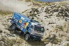 Dakar - Video: Rallye Dakar 2018: Highlights der 12. Etappe