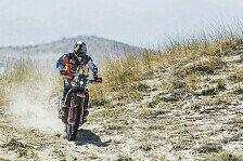 Rallye Dakar 2018: Matthias Walkner steht vor Gesamtsieg