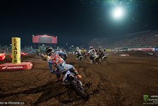 Games - Video: Monster Energy Supercross: Entwickler-Tagebuch