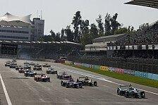 Formel E 2018, Mexiko: Vorschau, Zeitplan, Strecke, Wetter