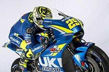 MotoGP - Suzukis MotoGP-Bike für die Saison 2018