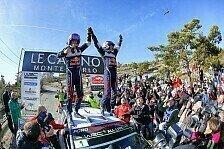 Rallye Monte Carlo 2018: Der WRC-Auftakt im Live-Ticker