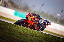 Pol Espargaro: Erleichtert nach Horror-Crash bei MotoGP-Test