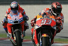 MotoGP Live-Ticker Valencia: Alle News vom Trainings-Freitag