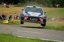 Tickets für die ADAC Rallye Deutschland im Vorverkauf