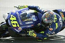 Valentino Rossi - Keine Tests in Saison, unnütze Drecksarbeit