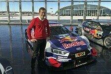 DTM 2018 - Mattias Ekström: Audi bereit für Abschiedsrennen