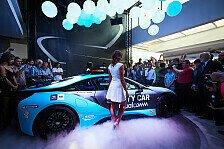 Formel E 2018: BMW i8 Safety Car Launch