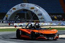Motorsport - Video: Race of Champions 2018: Strecken-Preview - Runde mit Solberg