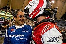 Juan-Pablo Montoya startet bei den 24 Stunden von Le Mans