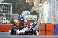 Formel E: Maro Engel wütet nach Chile-Abschuss