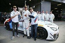 12h Bathurst: Wittmann-BMW auf Pole - Glock-BMW disqualifiziert