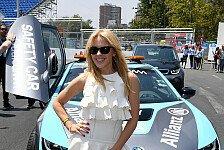 Kylie Minogue verzaubert die Formel E in Chile