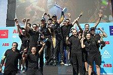 Formel E 2018, Santiago de Chile: Die besten Fotos