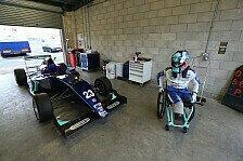 Nach Crash: Billy Monger gibt Comeback im Formel-Auto